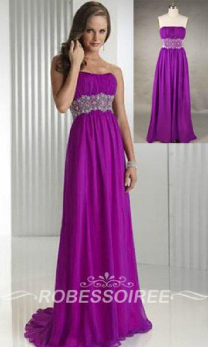 Une robe de soirée de toute beauté - Photo : Robes de Soirée