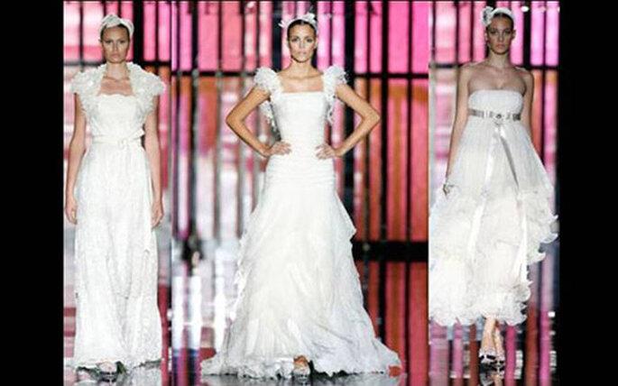 Come disegnare il vestito da sposa per ogni tipo di fisico: la sposa bassa