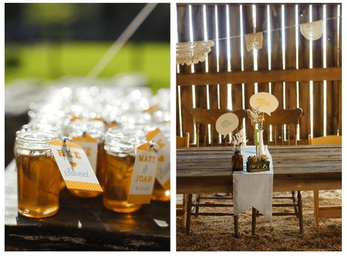 Bebidas súper originales para tu boda - Foto Soli Photography