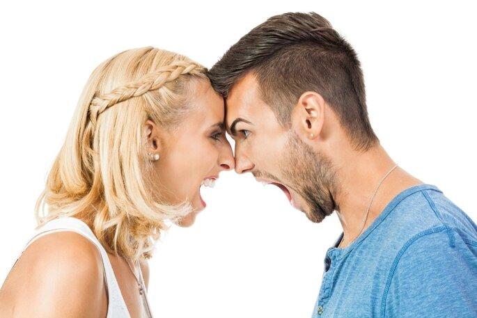 Richtig streiten will gelernt sein. Foto: Shutterstock