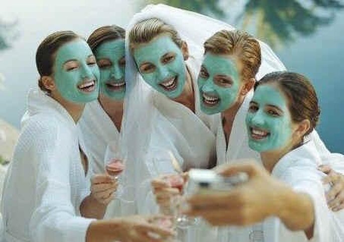 La despedida en el SPA es la mejor opción para relajarse antes de la boda