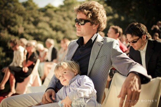 Budget du mariage et style souhaité : les clés de la liste d'invités - Photo : Adrian Bonet