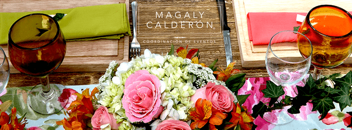 Magaly Calderón Coordinación de Eventos