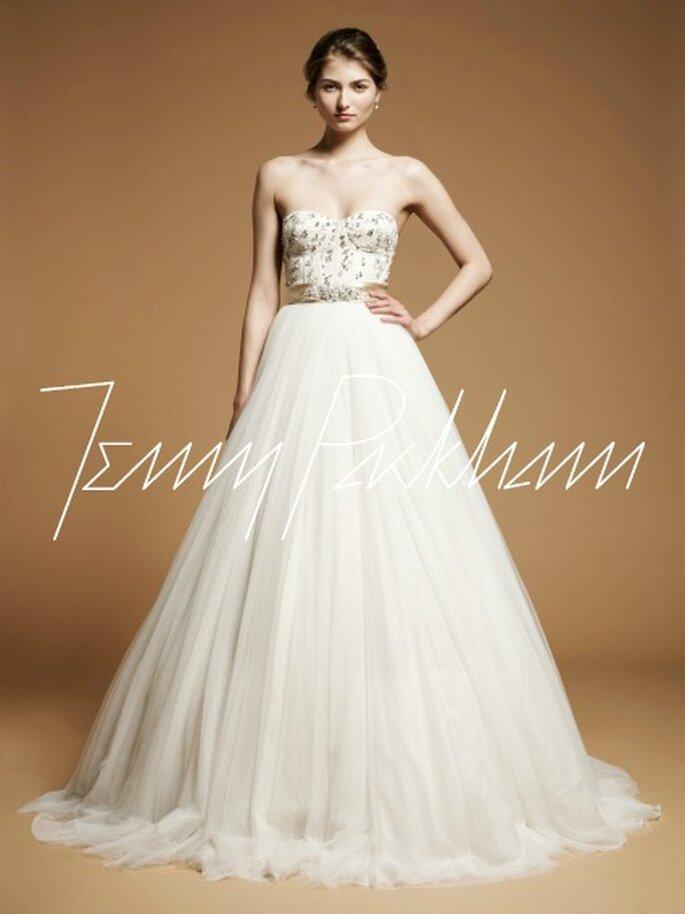 Jenny Packham Bridal Collection 2012 Mod.Anya