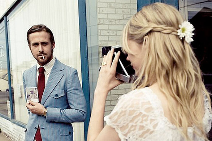 Ryan Gosling y Michelle Williams protagonizan 'Blue Valentine'. Foto: Hunting Lane Films