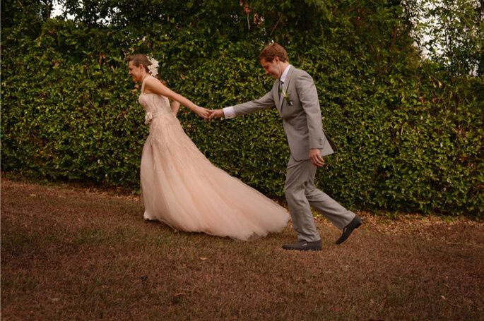 Il matrimonio è l'inizio di un cammino insieme. Foto: Juya Photographer