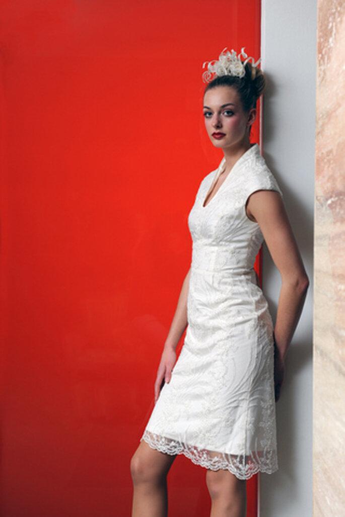 "Marion Muck: Modell ""Alabasterbraut"""