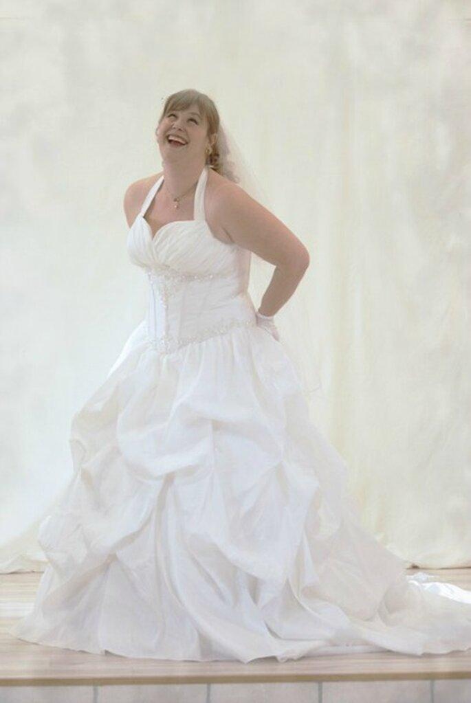 Robe de mariée Au coeur d'un rêve, modèle Sagittaire - Photo : Au coeur d'un rêve