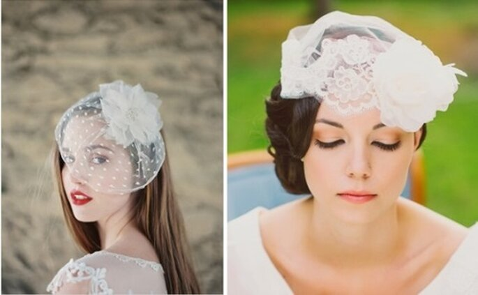 Fontes:  Wedding Chicks: Enchanted Atelier Spring/Summer 2014 Collection; Love and Lavender: Abandoned Greenhouse Styled Shoot