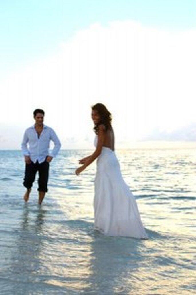 Fotografías de boda temáticas.