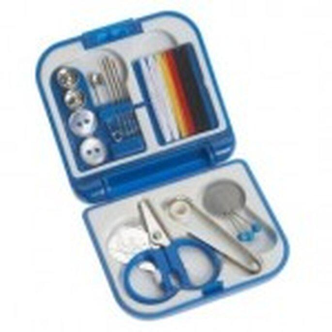 Bride emergency kit - a sewing kit