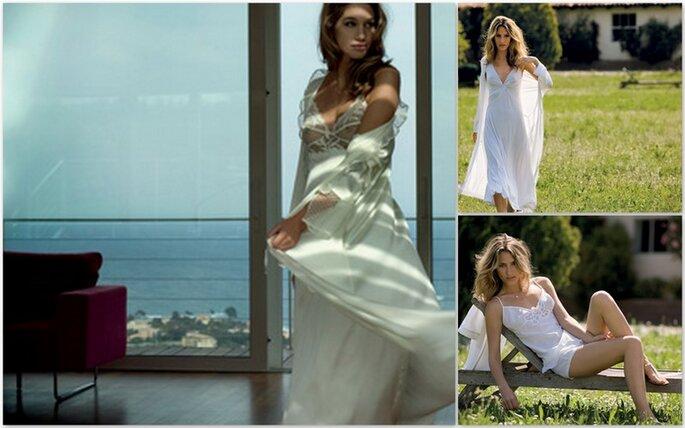 Lingerie sposa La Perla