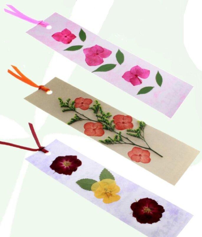 Invitación original para una boda ecológica