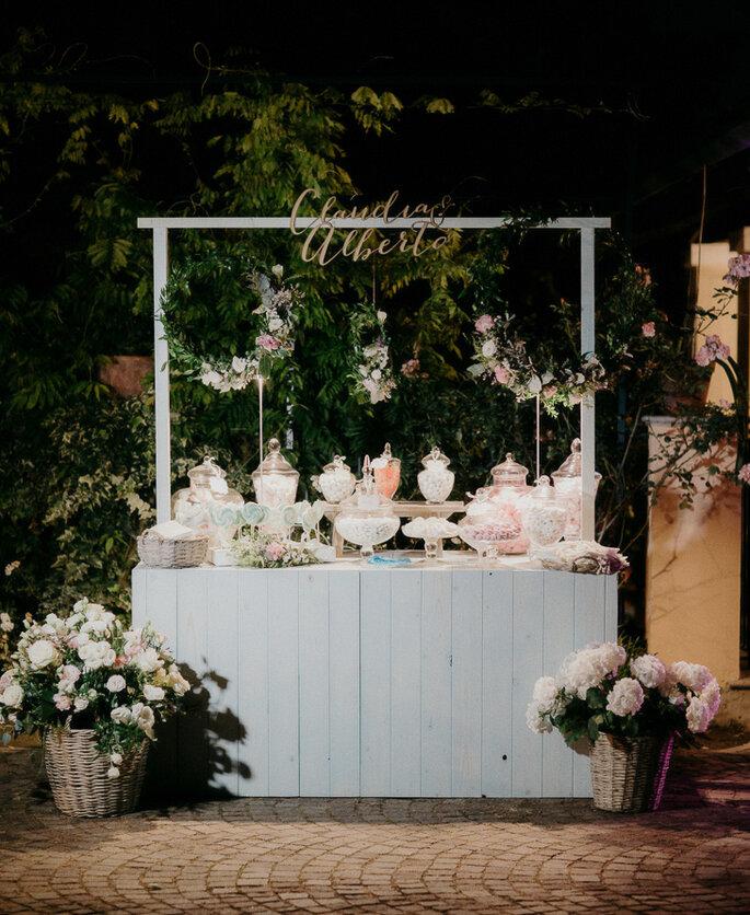 Carla Penoncelli per Coquette Atelier Wedding & Event Planner