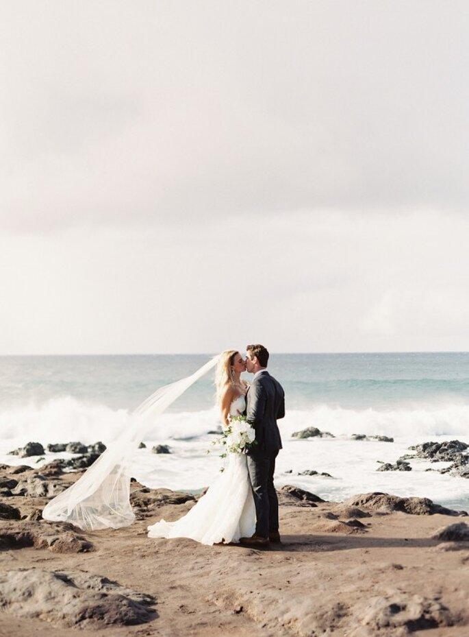 10 cosas que toda novia debe de saber antes de la boda - Foto Bryce Covey
