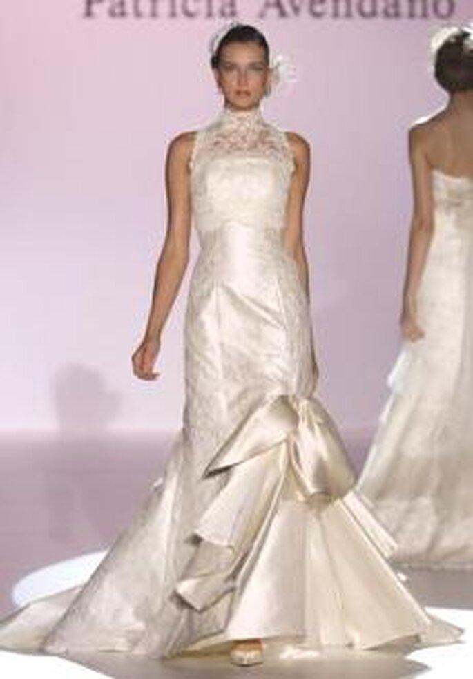 Colección de vestidos de novia Patricia Avendaño 2010
