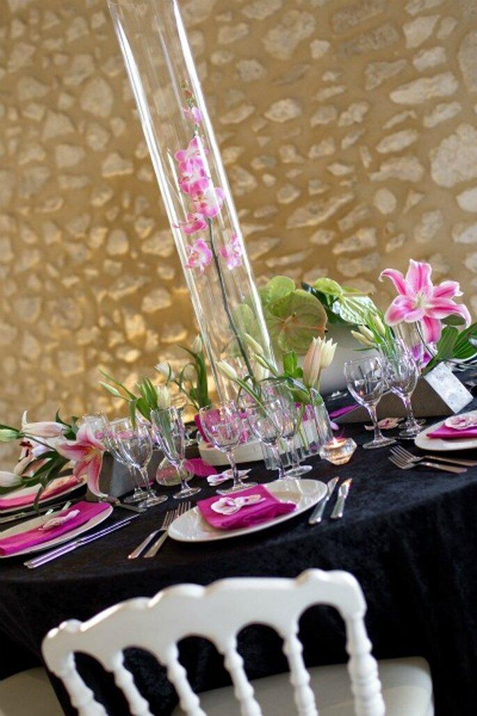 Décoration de mariage : on développe sa créativité ! - Crédit photo : One Day Event