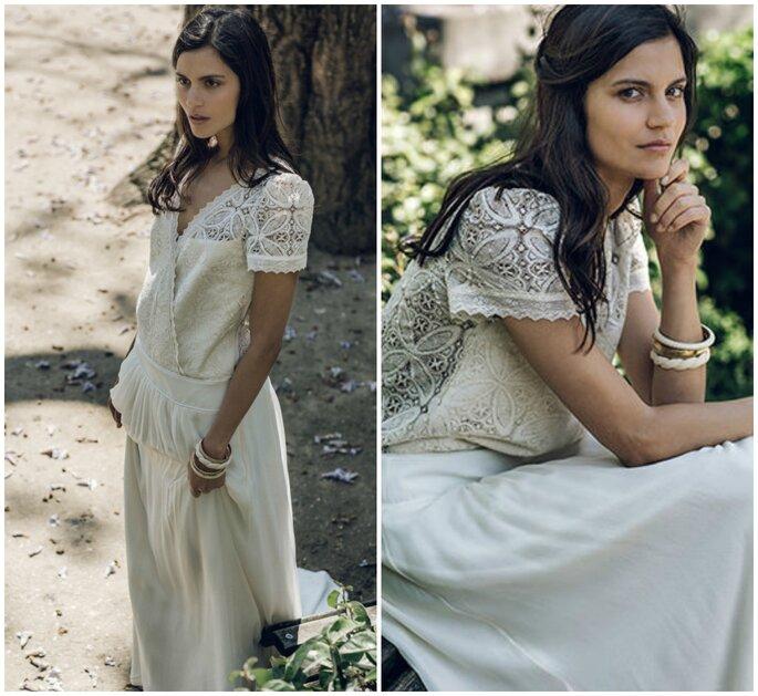 Robe de mariée Genet, Laure de Sagazan