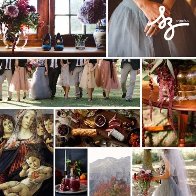 Boda creativo camino : ... una ola de inspiraci?n infinita para decorar tu boda con detalles Wow