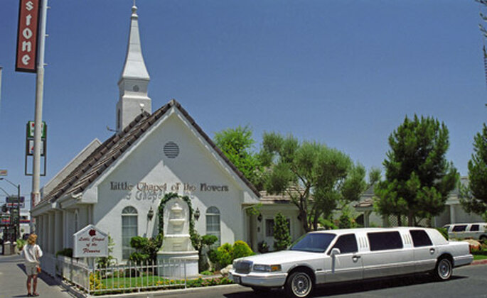 """A vous de faire votre choix parmi la multitude de """"wedding chapels"""" !"""