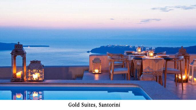 Gold Suites, Santorini