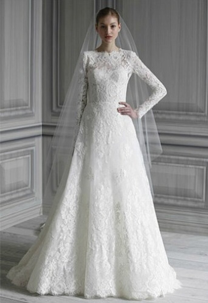 Robe de mariée Catherine - Monique Lhuillier 2012