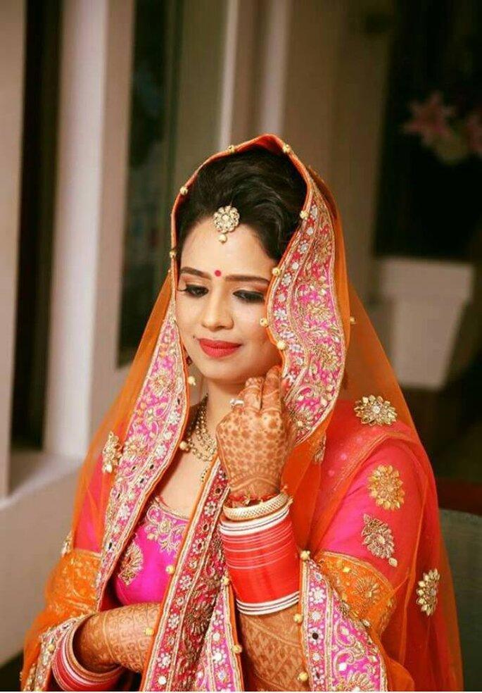 Makeup Artist: Nishi Singh.