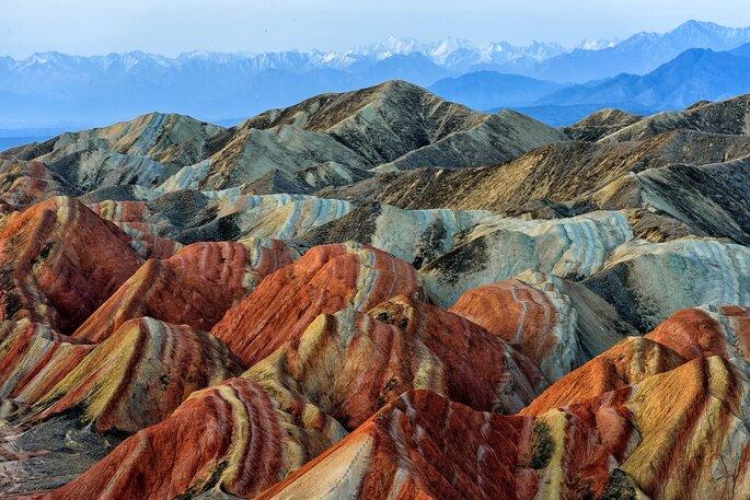 La Chine comme vous ne l'aviez jamais imaginée. Crédit : Rat007, Shutterstock