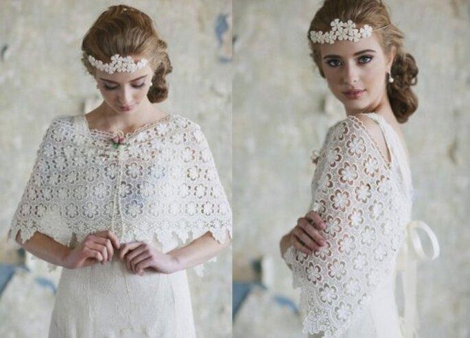 """Vintage: gebrauchte Brautkleider neu aufzupeppen ist """"in"""" – Foto: RUCHE"""