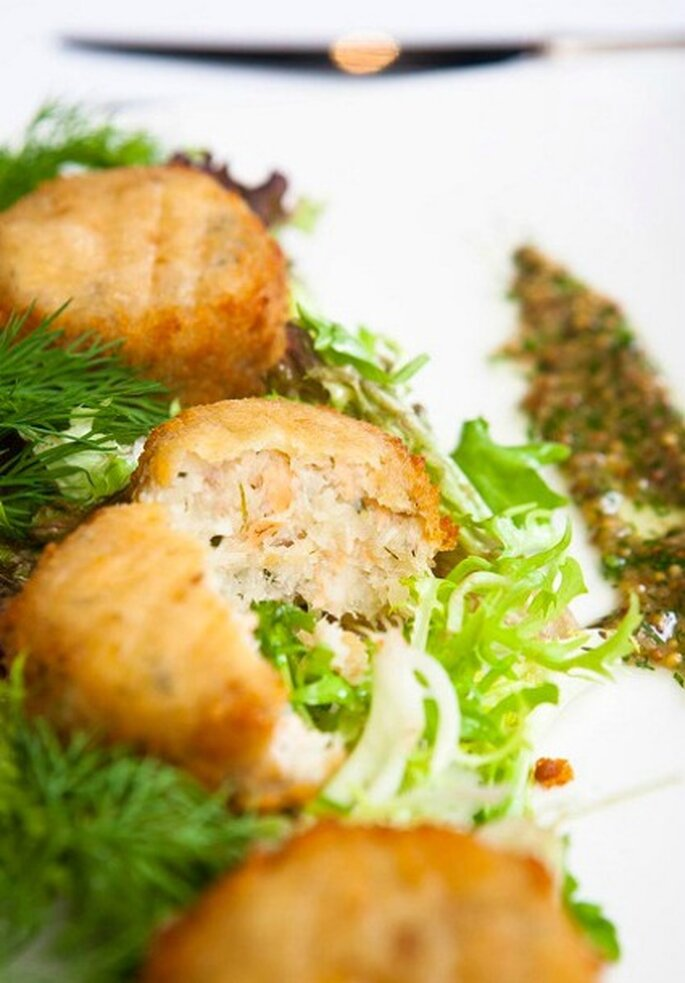 Los platos vegetarianos te ayudaran o ofrecer un menú de primera. Fotos: PaulDCocker