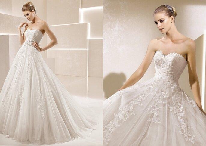 Vestidos de novia la Sposa 2012