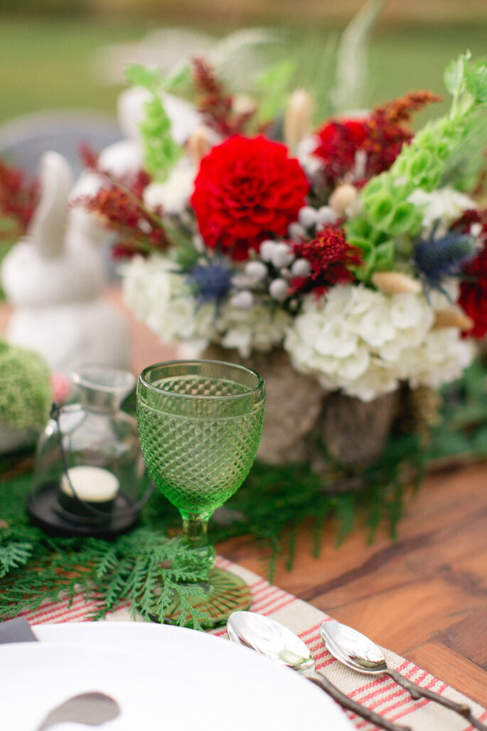 Verde natural y lleno de vida -Ruth Eileen