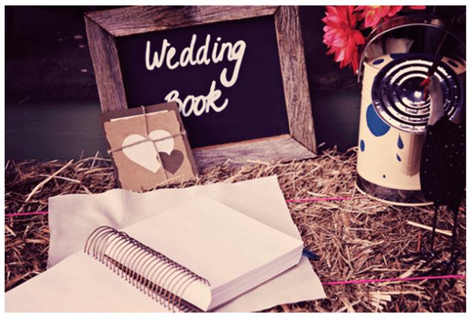 Ideas originales para una boda perfecta - Foto Rosebud Photography