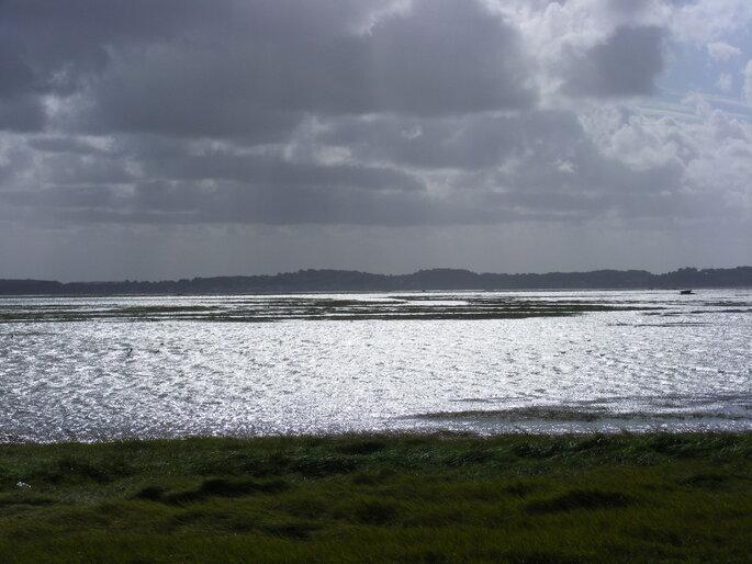 Photo : site traversée baie de Somme