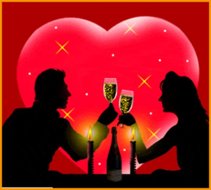 También podrías incluir una cena romántica o cualquier otra cosa que se te antoje