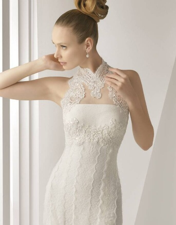 Vestidos de novia Rosa Clará 2012 - Modelo Alan
