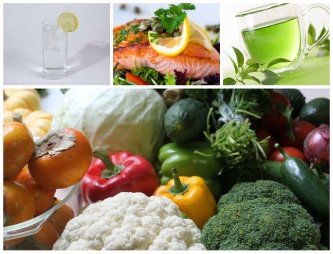 Aprender a comer bien es el secreto para adelgazar o estar en tu peso ideal