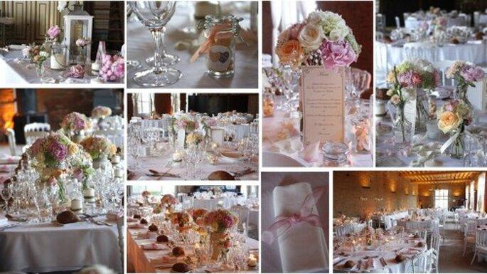 Chic et raffiné, un mariage vintage a toujours beaucoup d'allure - Photo : DG Organisation