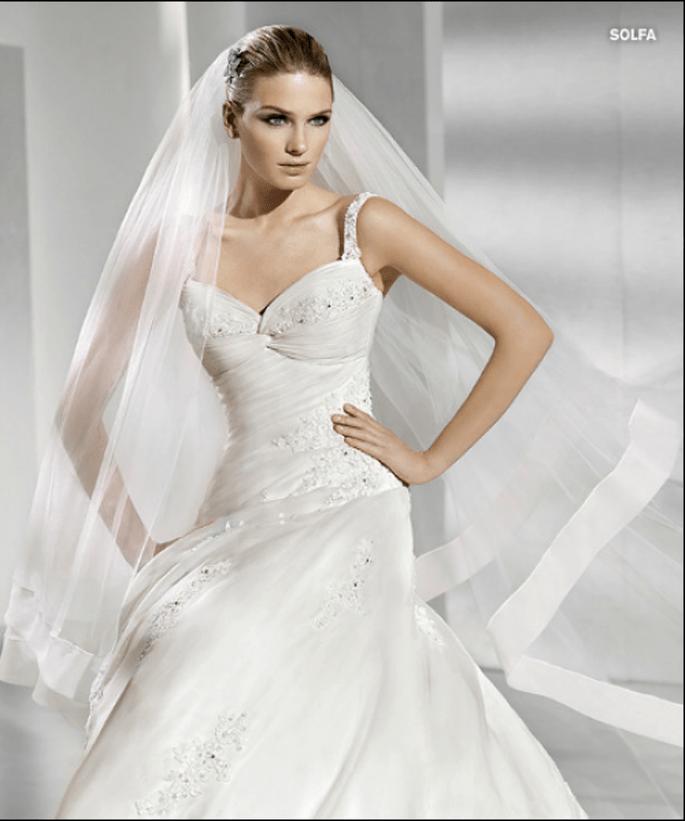 Vestido Solfa, La Sposa