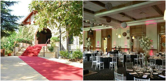Centro de Eventos Club Manquehue