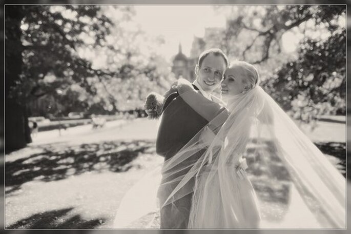 Przygotowanie do pierwszego tańca weselnego