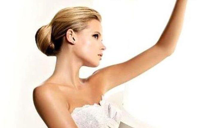 Colección de vestidos de novia con tirantes o mangas La Sposa 2010
