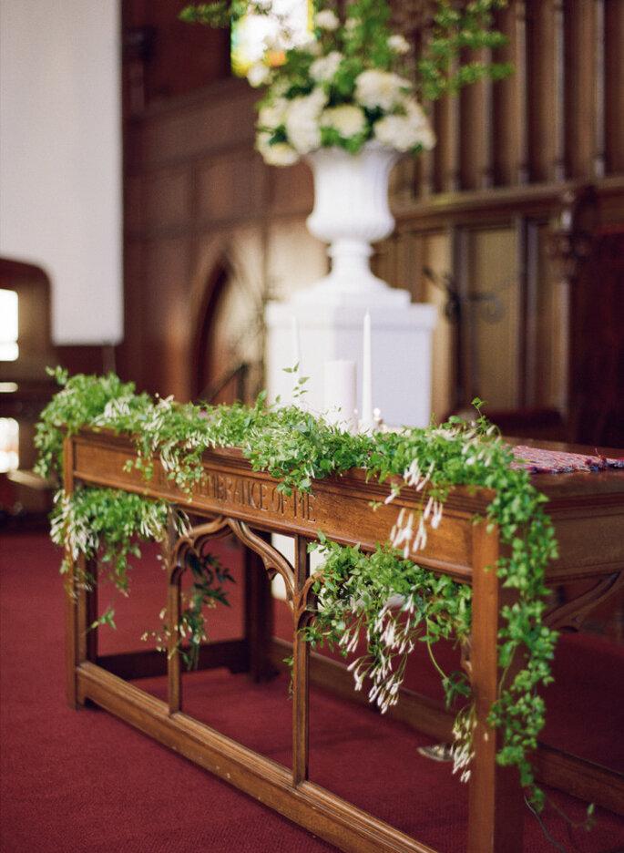 decoración de la iglesia - Josh Gruetzmacher Photography