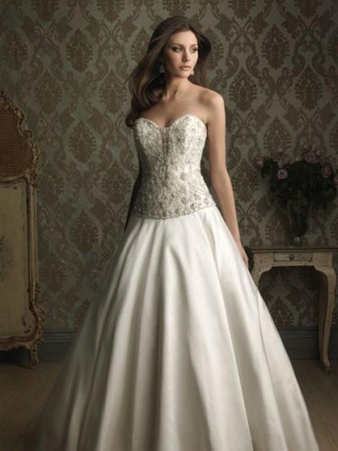 Allure Bridals Brautkleidkollektion 2013 - Brautkleid 8860