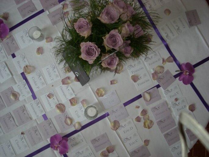 Le thème de mariage : un fil conducteur pour la décoration -Crédit photo: MS AND JO; Etant Donné