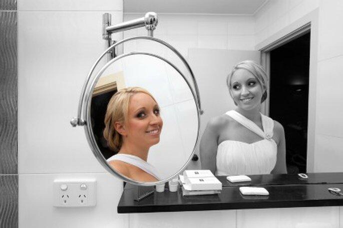Un buen maquillaje ayuda a tener buen registro para vídeos y fotos
