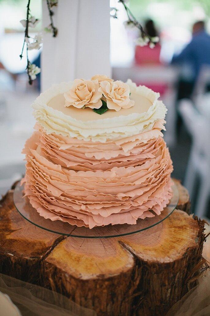 El top exquisito: Una selección con los mejores pasteles de boda ...