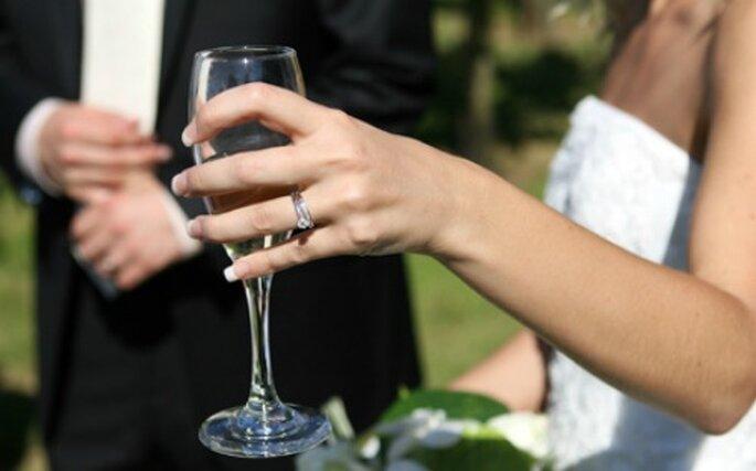 Cocktail de mariage : le début des festivités !