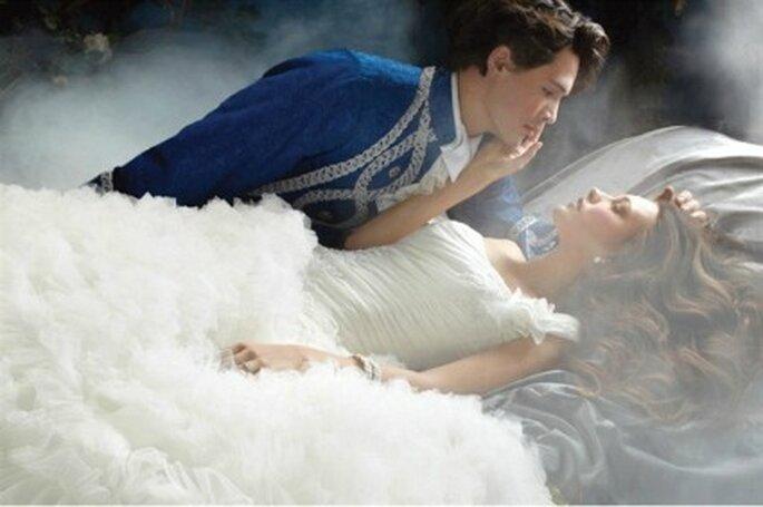 Il tuo matrimonio è come una favola a lieto fine. E i protagonisti siete solo tu e tuo marito.Foto www.style.it