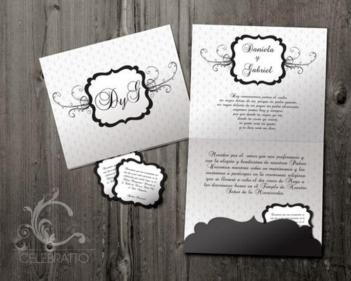 Papelería básica para organizar tu boda. Imagen Cortesía Celebratto